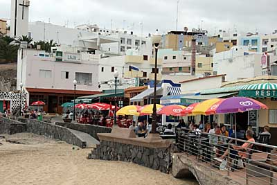 Restaurants in Morro Jable auf Fuerte
