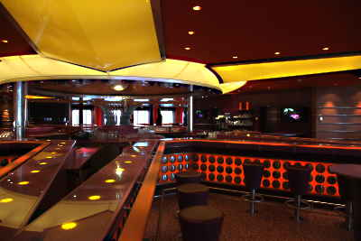 AIDA Bar - Deck 10
