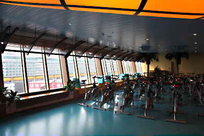 Body & Soul - Fitness-Center - Deck 11