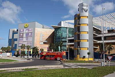 Shopping Center Santa Catalina - Las Palmas - Gran Canaria