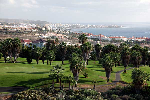 Teneriffa - Golf Costa Adeje