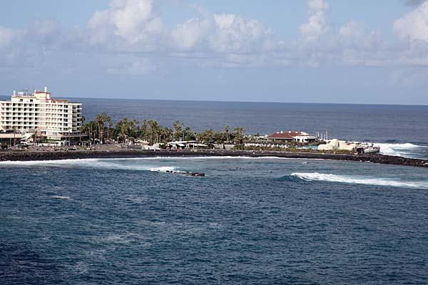 Puerto de la Cruz - Playa Martianez